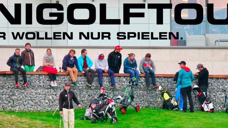 Der Kölner Golfclub war der Austragungsort des Cologne Campus Cup, dem vorletzten Turnier der Unigolftour-Saison 2016. (Foto: Tobias Grotefeld/Unigolfteam Münster)