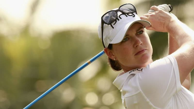 Caroline Masson erspielt sich eine Top-Platzierung bei der Blue Bay LPGA in China. (Foto: Getty)