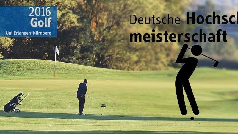 Vom 14. bis 16.10.2016 wurden die deutschen Hochschulmeisterschaften im GC Herzogenaurach ausgetragen. (Foto: Getty/adh)