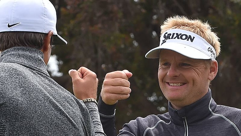World Cup of Golf 2016 Moving Day Team Daenemark Soren Kjeldsen Thorbjorn Olesen