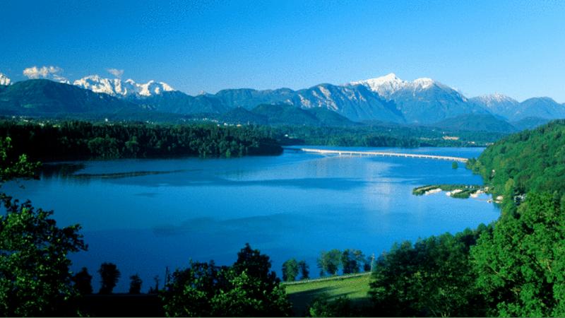 Kärnten besticht mit seiner wunderschönen Landschaft. (Foto: Getty)