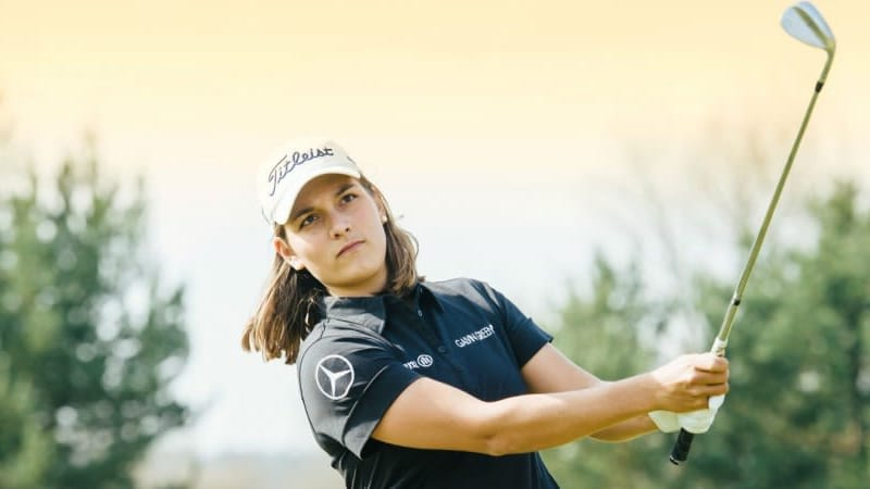 Karolin Lampert meistert erneut die Q-School der Ladies European Tour. (Foto: Mercedes Benz)