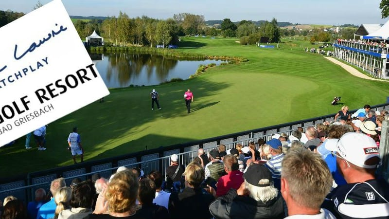 Die European Tour bleibt in Bad Griesbach: Das Paul Lawrie Matchplay findet in Niederbayern statt. (Foto: Getty)
