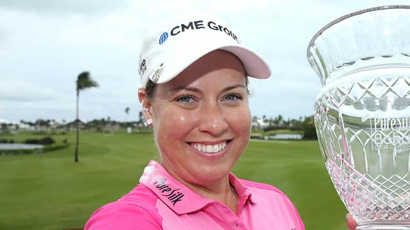 Brittany Lincicome Siegerin Pure Silk LPGA Bahamas Classic 2017 Ergebnisse Finale