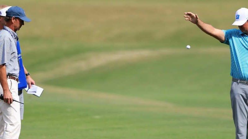 R&A und USGA überarbeiten seit drei Jahren die Regeln des Golfsports. Von Veränderungen könnte auch das Durchführen von Drops betroffen sien. (Foto: Getty)