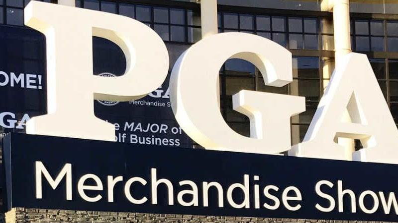 PGA Merchandise Show 2017 in Orlando (Foto: Twitter.com @PGAShow)