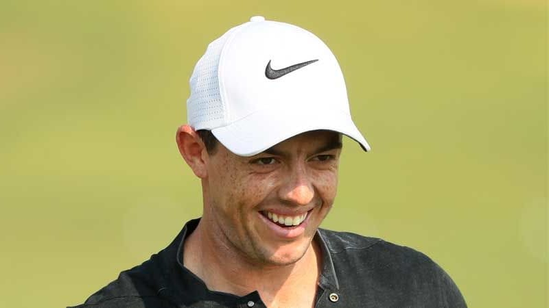 Rory McIlroy Interview Teil 1