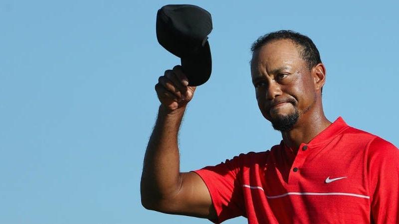 Tiger Woods hat sich mit einem Blogeintrag zu vielen brennenden Themen zu Wort gemeldet. (Foto: Getty)