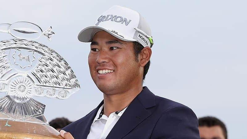 Hideki Matsuyama Sieger Waste Management Phoenix Open 2017 Ergebnisse Finale