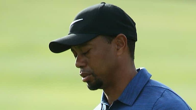 Tiger Woods Back Nine