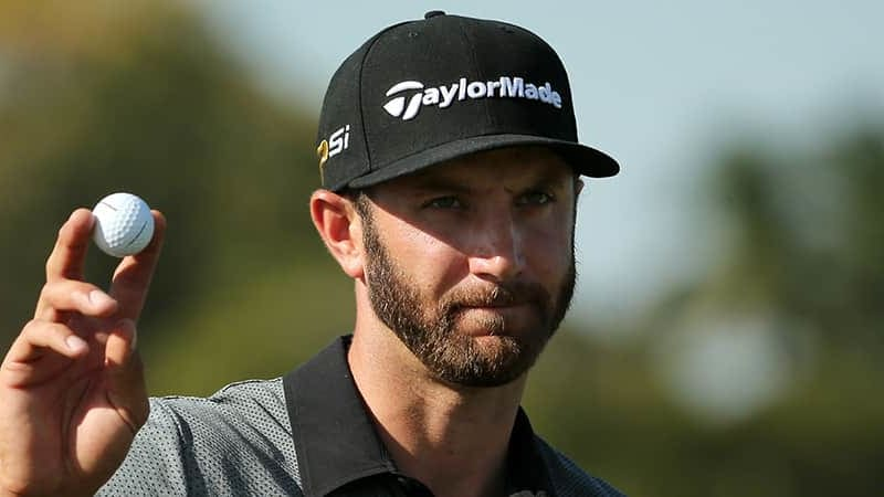 Back Nine Dustin Johnson USGA Golfball Aenderungen