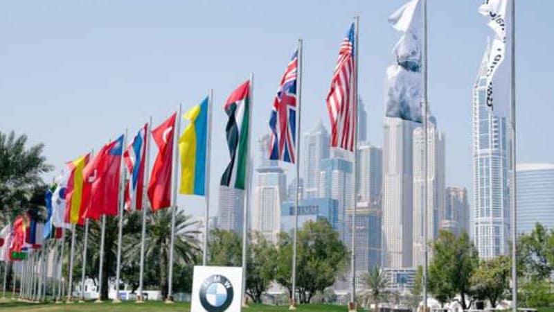 Der BMW Golf Cup International zeichnet sich durch die Teilnahme vieler, über den ganzen Globus verteilten Nationen aus. (Foto: BMW)