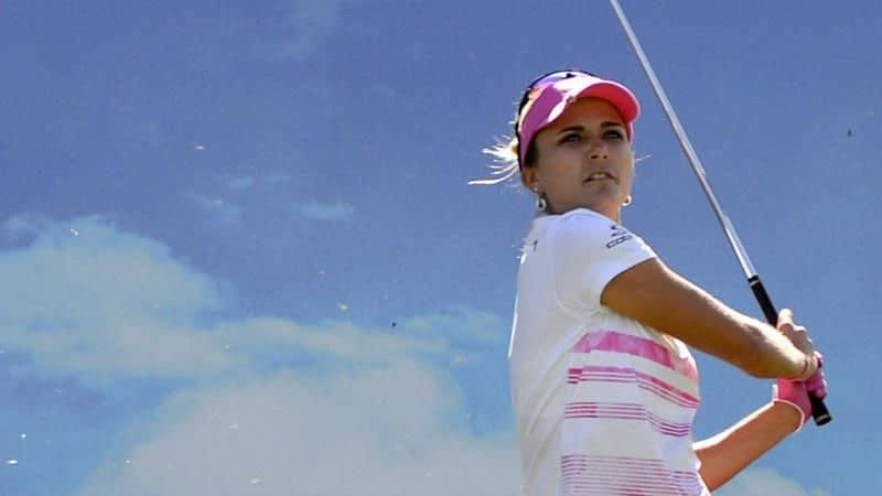Lexi Thompson spielt sich an die Spitze der ANA Inspiration. (Foto: Getty)