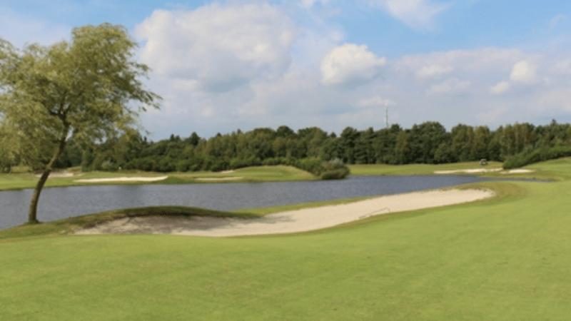 Der Golfclub De Lage Vuursche ist ein wahres