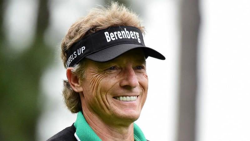Bernhard Langer geht mit Selbstbewusstsein ins 81. Masters Tournament. (Foto: Getty)