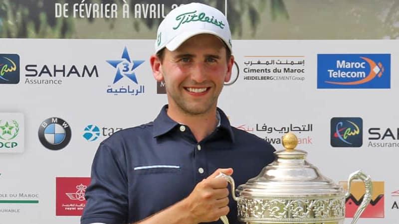 Weltrangliste Nicolai Von Dellingshausen Pro Golf Tour Open Tazegzout 2017