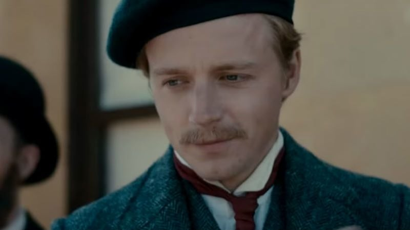 Jack Lowden spielt Young Tom Morris in Tommy's Honour. (Screenshot: Youtube/@Movieclips Film Festivals & Indie Films)
