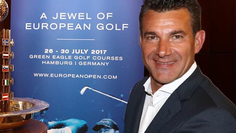 Charly Steeb feierte große Erfolge als Tennisspieler, nun organisiert er mit der Porsche European Open eins der größten deutschen Golfturniere.