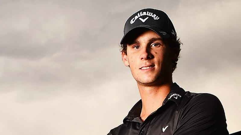 Thomas Pieters hat exklusiv für Golf Post Leser einige Tipps fürs Chippen parat. (Foto: Getty)