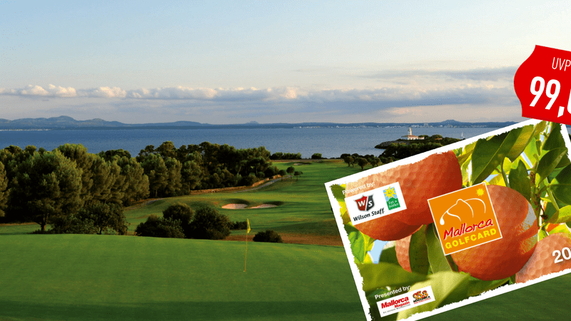 Mallorca Golfcard 2017: Auch Golf de Alcanada ist mit dabei. (Bild: Agentur Michael Jacoby)