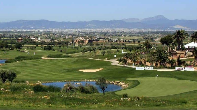 Der Golfplatz Son Gual auf Mallorca. (Foto: Getty)
