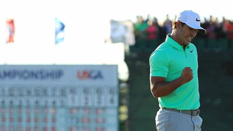 Golf Weltrangliste US Open 2017 Sieger Brooks Koepka