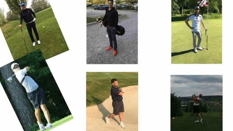 Die Golf Post Produkttester waren fleißig und haben den Nike Lunar Control Vapor ausgiebig getestet. (Foto: Golf Post)