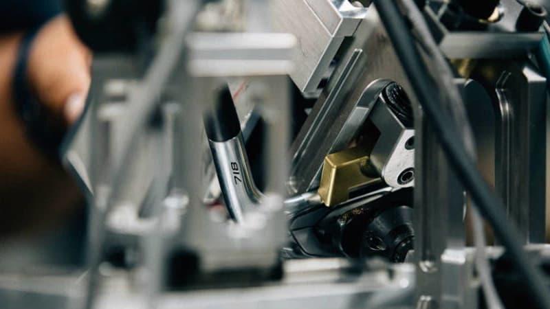 Die Prototypen der neuen Titleist 718 Eisen feiern bei den Profis auf den internationalen Touren in dieser Woche Premiere.
