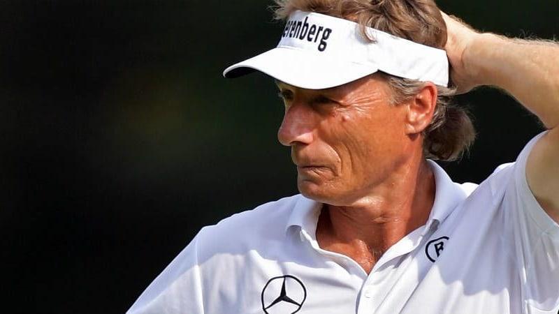 Bernhard Langer landet nach zwei Senior-Majorsiegen in Serie bei der US Senior Open in den Top 20.