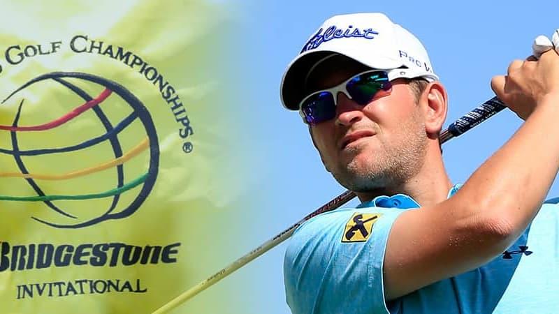 Golf Wochenvorschau WGC - Bridgestone Invitational 2017 Bernd Wiesberger