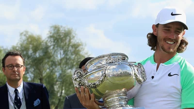 Open de France 2017 Ergebnisse Tag 4 Finale Sieger Tommy Fleetwood
