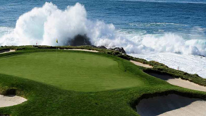 Pebble Beach (Foto: Getty)