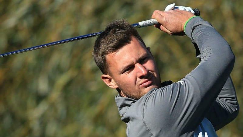 Christian Bräunig überzeugt bei der Northern Irish Open. (Foto: Getty)