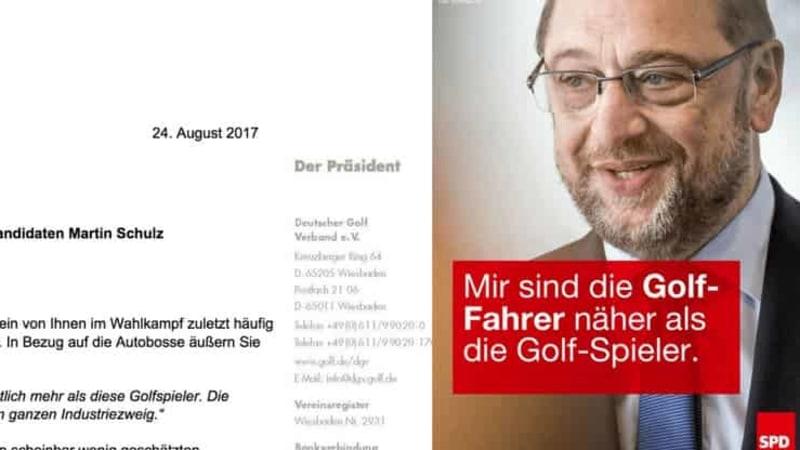 Nachdem der SPD Kanzlerkandidat Martin Schulz mit seiner