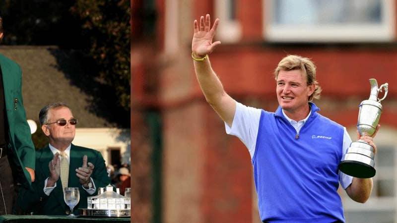 Zwei Legenden feiern bei der PGA Championship ihr 100. Major-Jubiläum. (Foto: Getty)