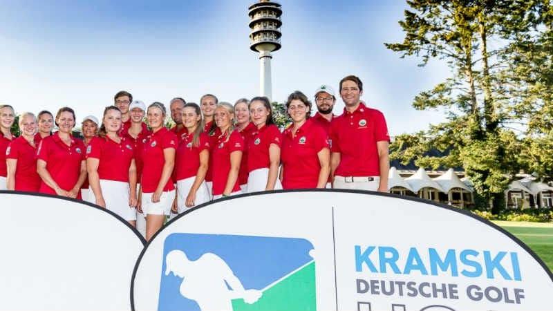 Der G&LC Berlin-Wannsee ist bereit für das Final Four im Kölner GC (Foto: DGV/Tiess)