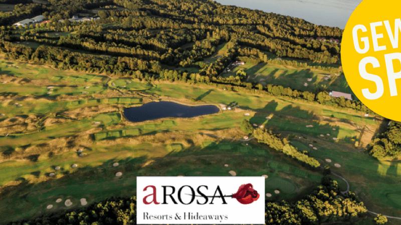 Um vom Alltag möglichst weit weg zu kommen und golfen zu können, muss man nicht weit reisen. Wir verlosen einen Urlaub im A-ROSA Resort Scharmützelsee. (Foto: A-ROSA)