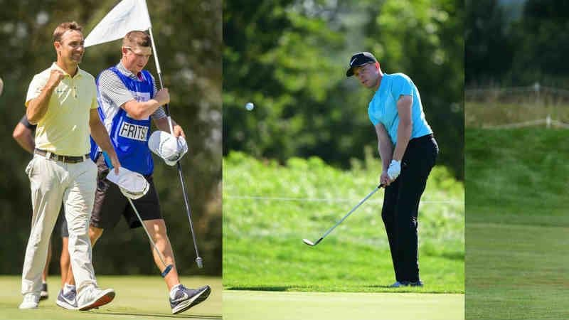 Kieffer,Knappe und Fritsch im Achtelfinale des Paul Lawrie Match Plays (Foto: Getty)