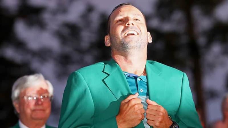 Sergio Garcia Masters 2017 Sieger Ryder Cup Karriere