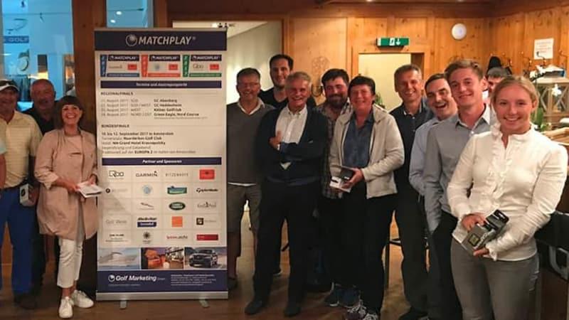 Matchplay on Tour: Die glücklichen Sieger der Regionalfinals reisen zum Finale nach Amsterdam. (Foto: Matchplay)