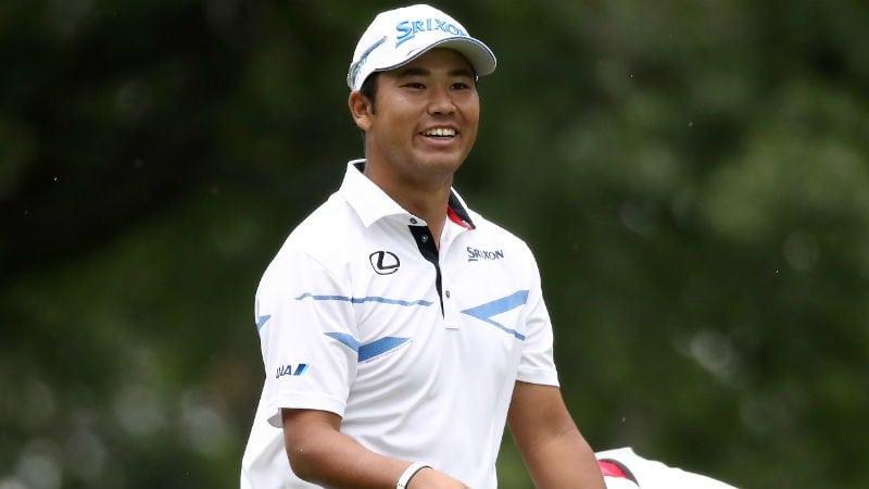 Hideki Matsuyama gewinnt die WGC - Bridgestone Invitational mit Platzrekord. (Foto: Getty)