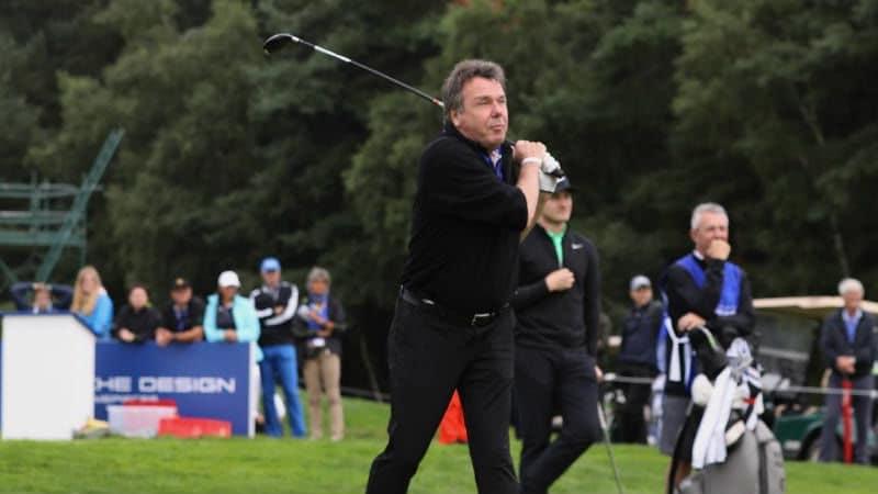 Heribert Bruchhagen nimmt sich seine Zeit zum Golfen. (Foto: Getty)