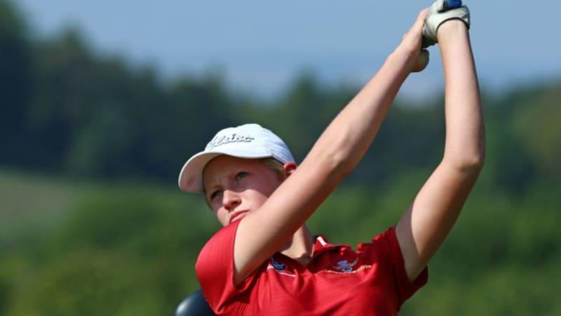 Die erst 15-jährige Paula Kirner ist die amtierende Deutsche Lochspielmeisterin (Foto: DGV/stebl)