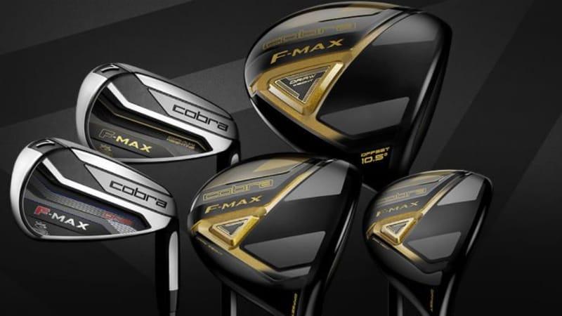 Mit der Cobra F-Max-Serie stoßen Senioren und Einsteiger in neue Dimensionen vor. (Foto: Cobra Golf)