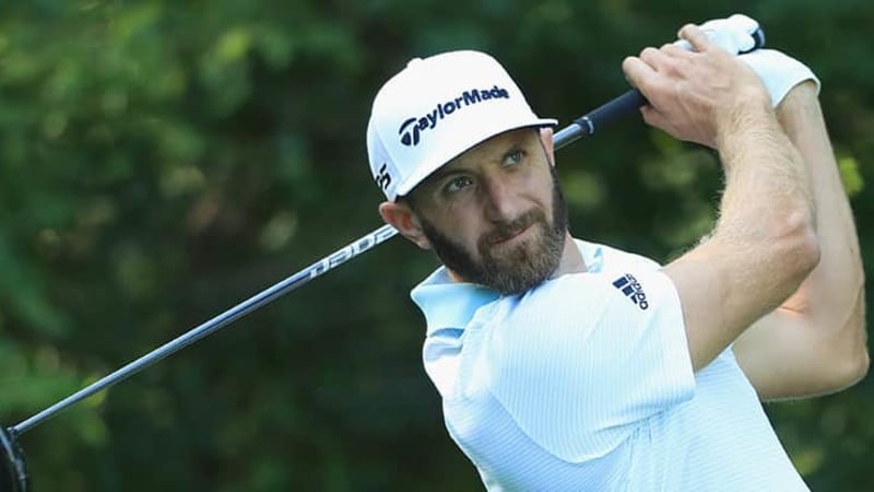 Dell Technologies Championship 2017 Tag 1 Dustin Johnson