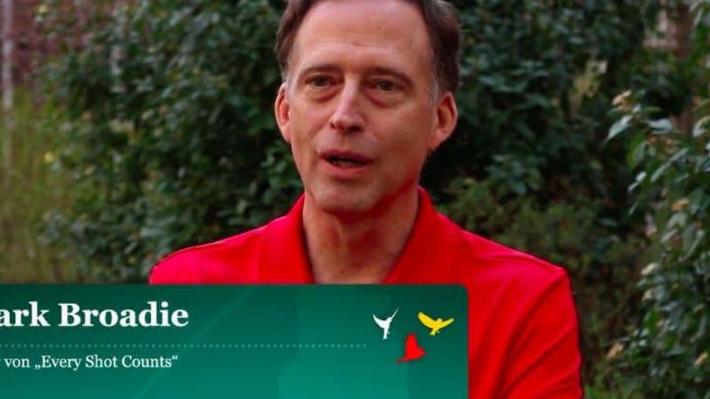 Mark Broadie, Entwickler der Strokes Gained Methode, im exklusiven Golf Post Interview. (Foto: Golf Post)