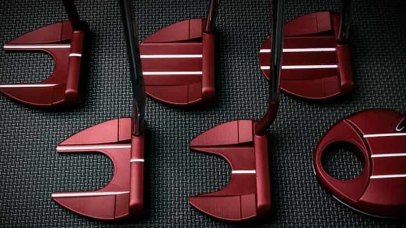 TaylorMade TP Red Putter Kollektion (Foto: TaylorMade)