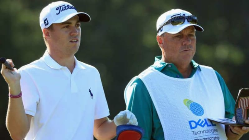 Titleist Equipment und Justin Thomas - eine optimale Symbiose. (Foto: Getty)