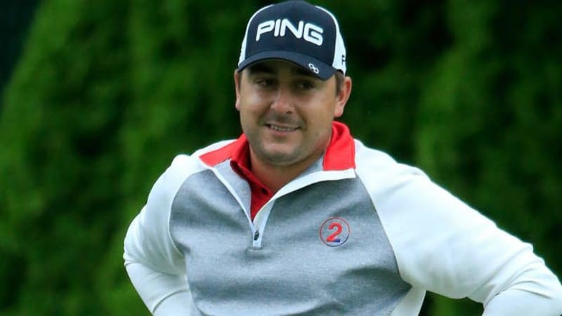 Stephan Jäger überlebt bei der Safeway Open seinen ersten Cut auf der PGA Tour. (Foto: Getty)