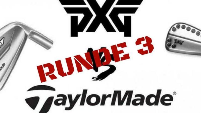 Der Rechtsstreit zwischen PXG und TaylorMade geht in die dritte Runde. (Foto: TaylorMade/PXG)